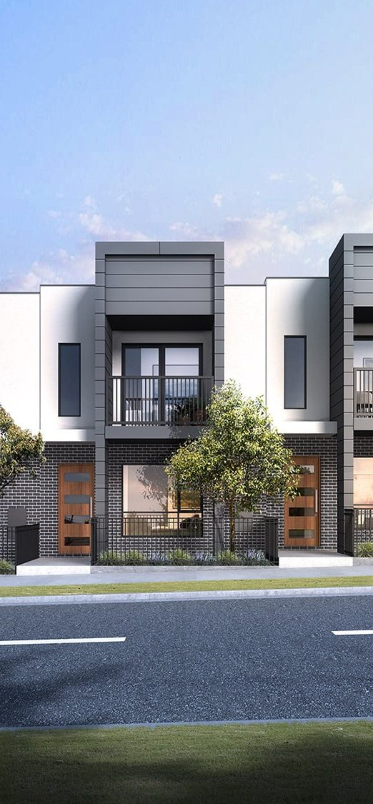 3-6173-Townhouse-Development-Aston-Hills-S15895-c4-0703-Front-Elevations-2